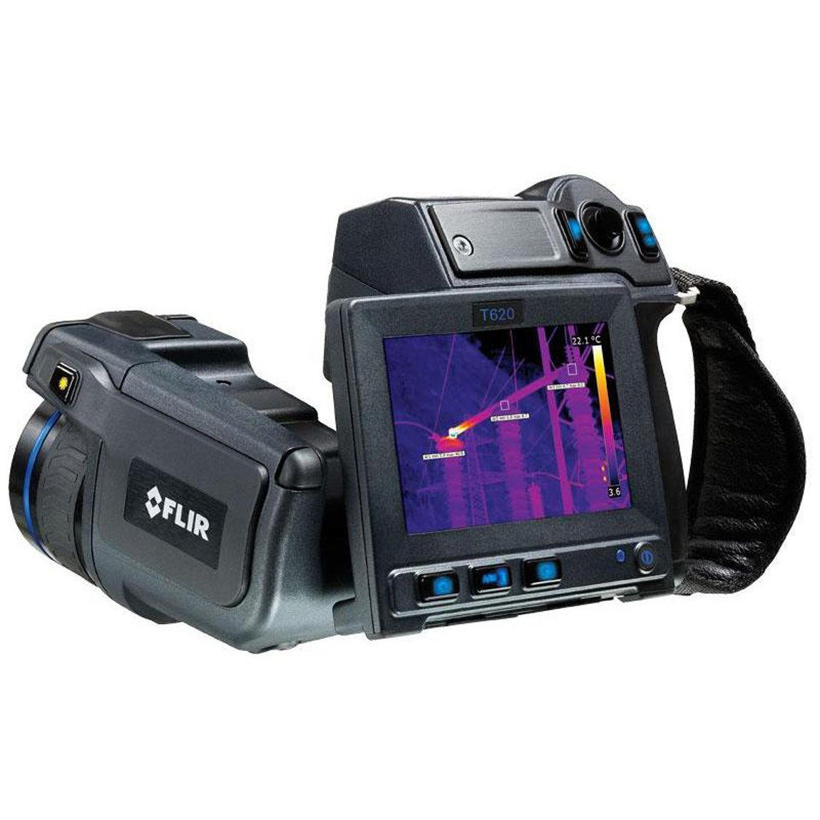 FLIR T620 25° Industrial Thermal Imaging Camera
