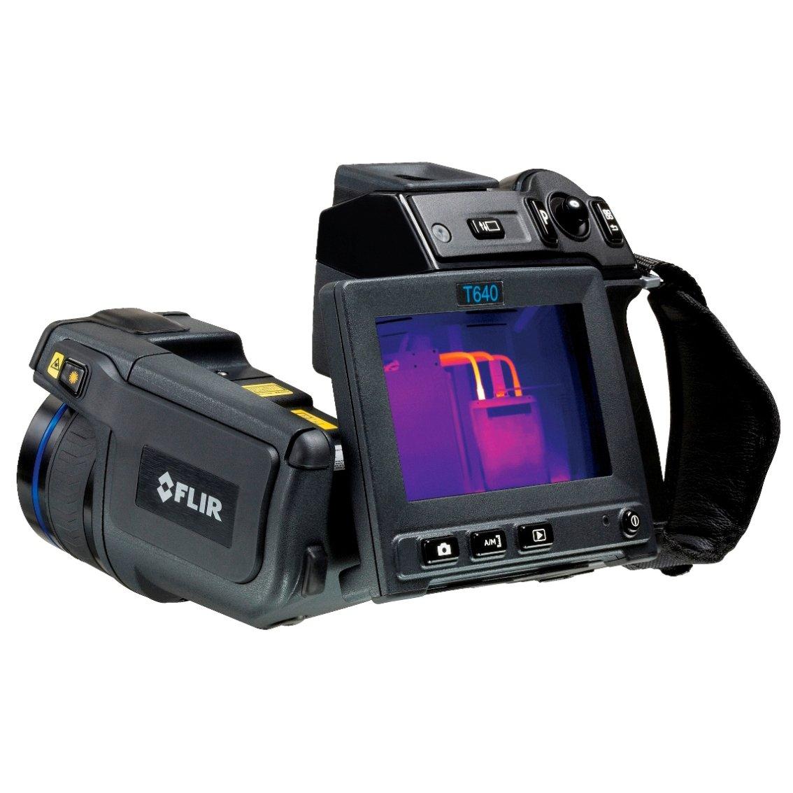 FLIR T640 25° Industrial Thermal Imaging Camera
