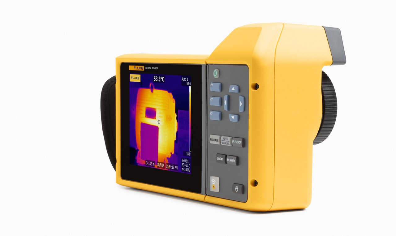 Fluke TiX560 Professional Thermal Camera