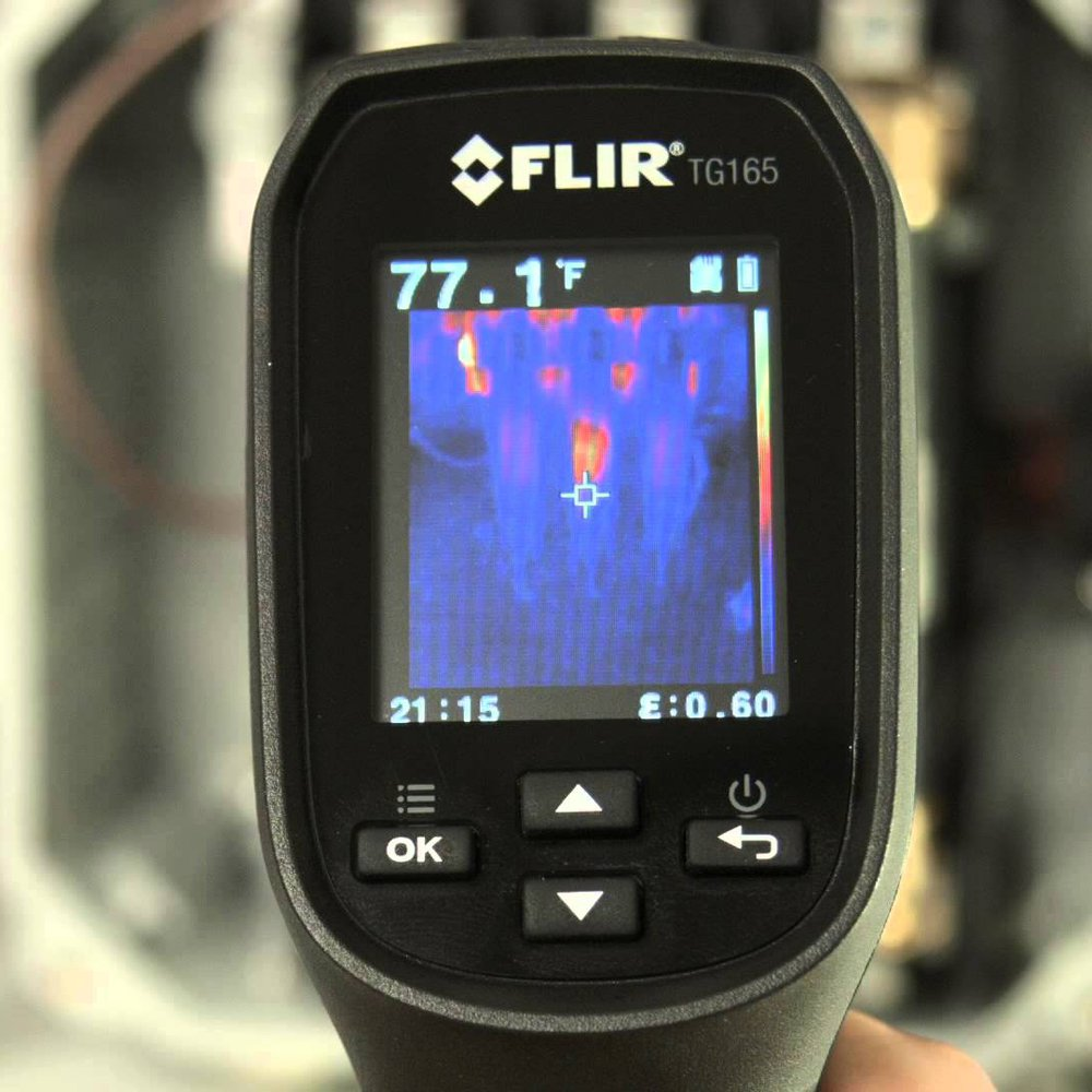 FLIR TG165 Visual Thermometer