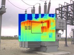 Predictive maintenance on substation equipment
